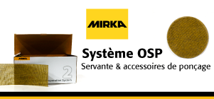 Système OSP Mirka