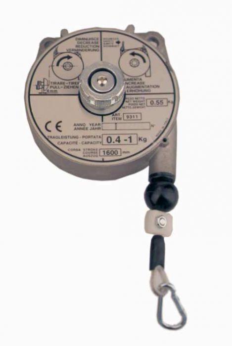 Equilibreur corps aluminium course 1600mm 9311-9312-9313