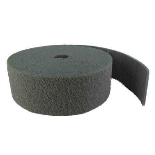 Roul. fibre abrasives Grise 10M x 100mm ABG10