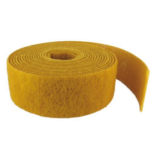 Roul. fibre abrasives Or 10M x 100mm ABJ10