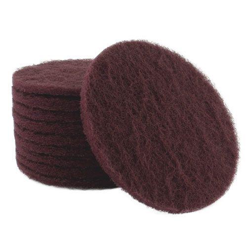Disque nylon Rouge abrasif fibre synthétique ø150mm - Grain 320 - x 10 ABR05