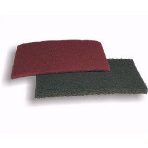 Tampon abrasif  152x229mm Grains 320 et 600 - x10 AB