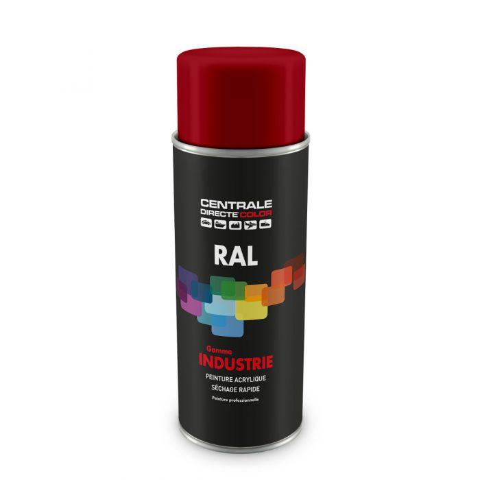 Peinture en spray RAL 3003 Rouge rubis Brillant CDCRAL3003B