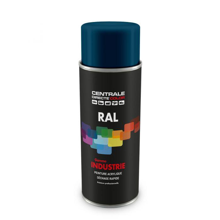 Peinture en spray RAL 5001 Bleu vert Brillant CDCRAL5001B