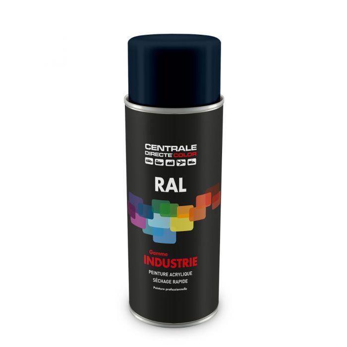 Peinture en spray RAL 5011 Bleu acier Brillant CDCRAL5011B