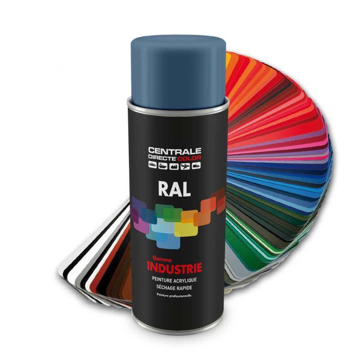 Peinture en spray RAL 5014 Bleu pigeon Brillant CDCRAL5014B