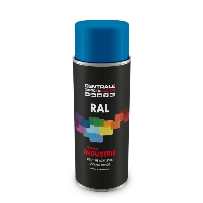 Peinture en spray RAL 5015 Bleu ciel Brillant CDCRAL5015B