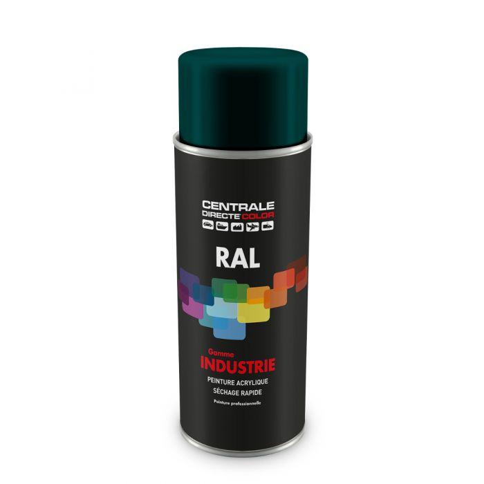 Peinture en spray RAL 6004 Vert bleu Brillant CDCRAL6004B