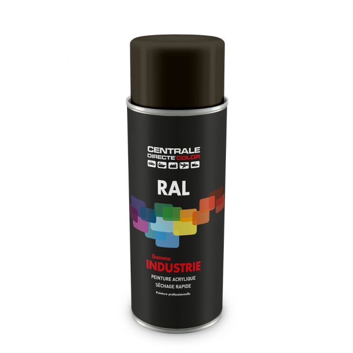 Peinture en spray RAL 6014 Olive jaune Brillant CDCRAL6014B