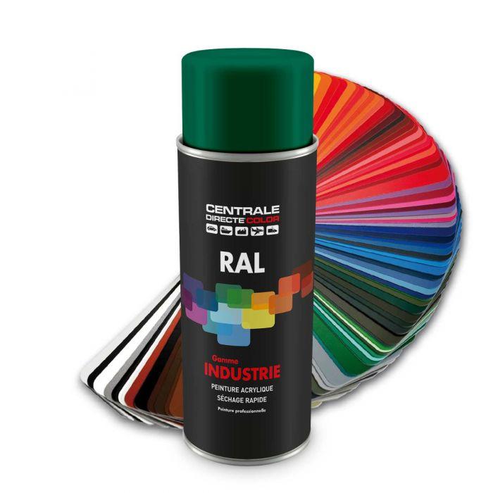 Peinture en spray RAL 6016 Vertturquoise CDCRAL6016B