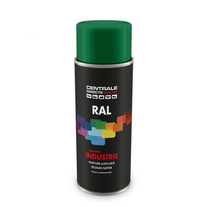 Peinture en spray RAL 6032 Vert de sécurité Brillant CDCRAL6032B
