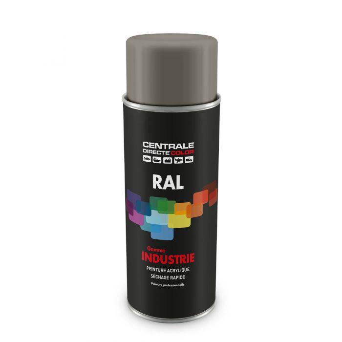 Peinture en spray RAL 7030 Gris pierre Brillant CDCRAL7030B