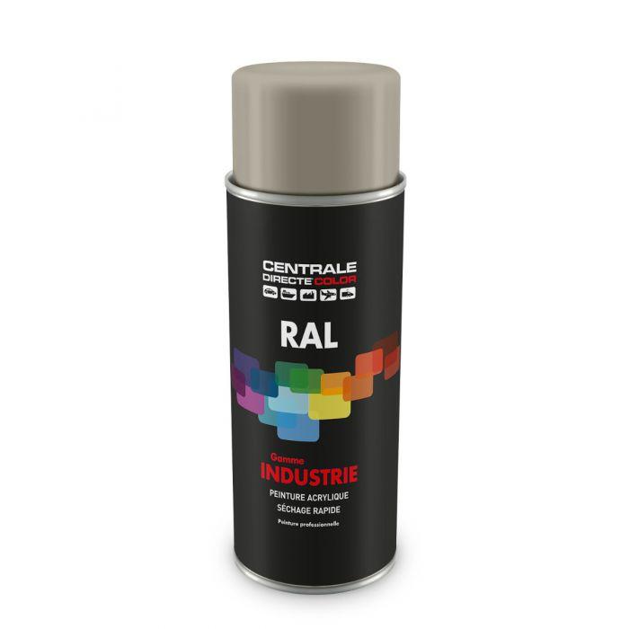 Peinture en spray RAL 7032 Gris silex Brillant CDCRAL7032B