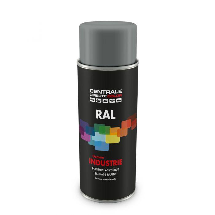 Peinture en spray RAL 7042 Gris signalisation A Brillant CDCRAL7042B
