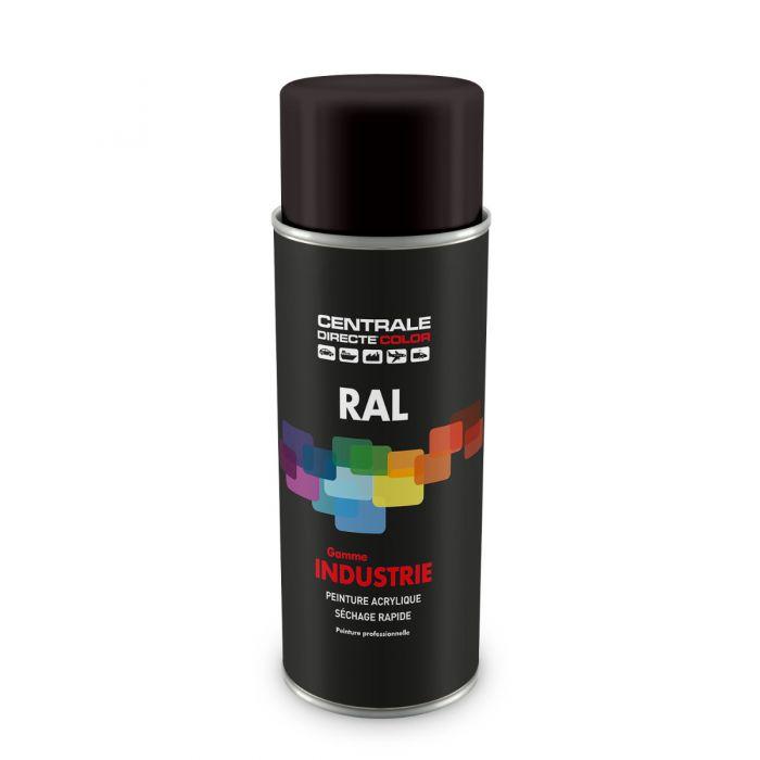 Peinture en spray RAL 8019 Brun gris Brillant CDCRAL8019B
