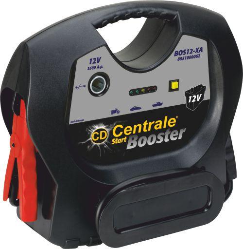Booster démarreur de batterie 12V 3500A de pointe BD120