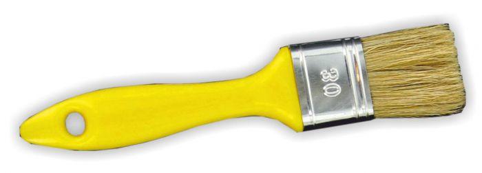 Brosse plate 15 mm x 40 mm pour finition BPX40