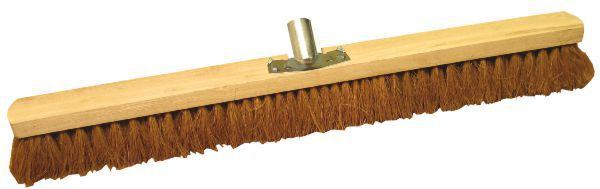 Balai coco monture bois - longueur 80cm BSC80