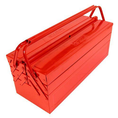Caisse à outils métallique KS TOOLS CAR0125