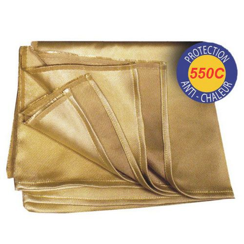 Couverture de protection meulage 550°C CC550
