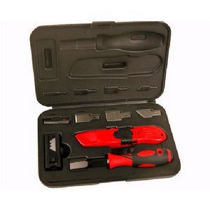 Coffret cutter et porte couteau à araser CCA25
