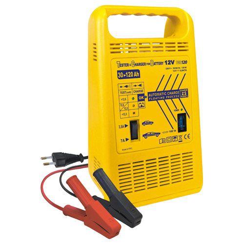 Chargeur de batterie automatique 30 à 120 Ah CHF120
