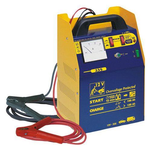 Chargeur démarreur de batterie automatique CHF235