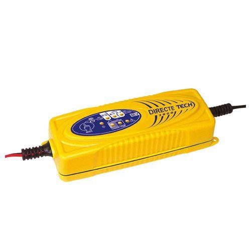 Chargeur de batterie automatique 0.8 à 3.8 Ah CHF380