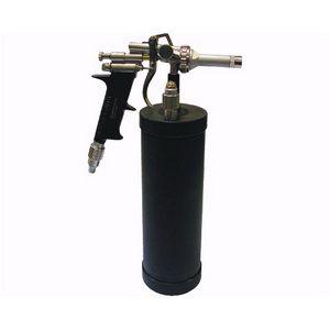 pistolet pneumatique de pulvérisation avec cuve sous pression water base. CK210