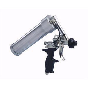 Pistolet pour extrusion et pulvérisation des mastics CK300