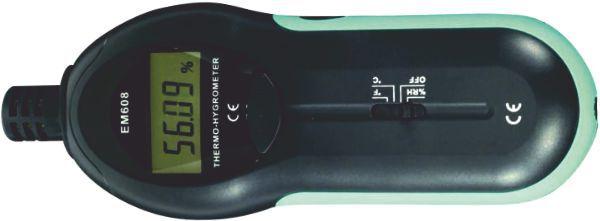 Thermomètre hygromètre portatif CLAC4221