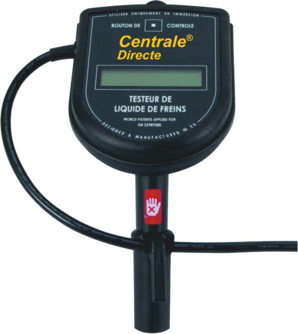 Testeur liquide de frein + point d'ébullition CLAC5021