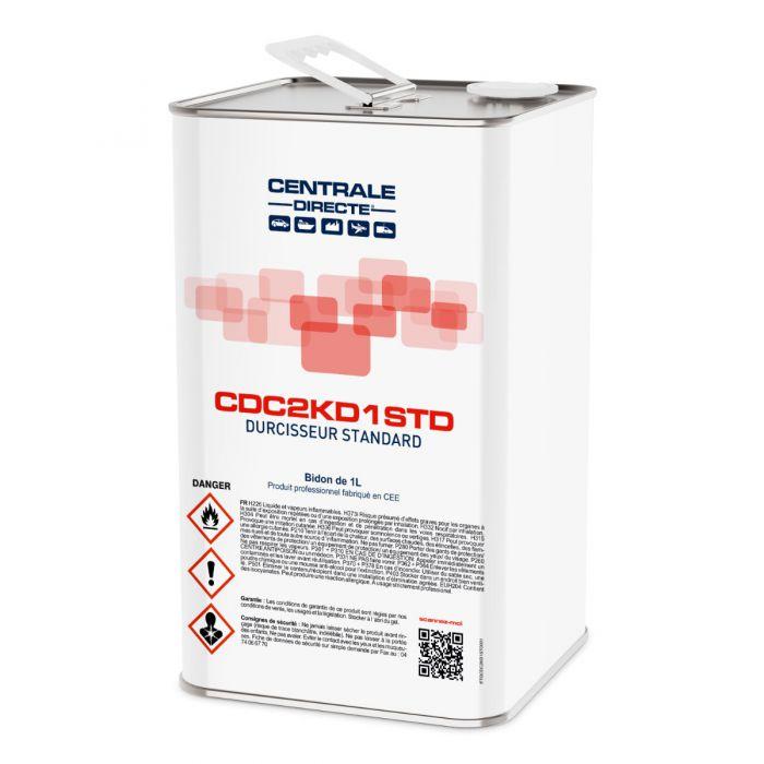 Durcisseur standard pour peinture 2K Centrale Directe Color - 1 litre CDC2KD1STD