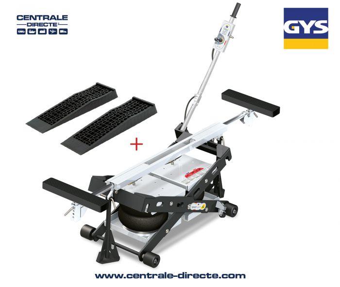 Gys Spot lift pro + 2 rampes SPOTLIFTPROPACK