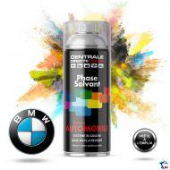 Bombe de peinture BMW base solvantée