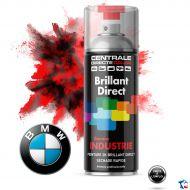 Bombe peinture Bmw brillant direct 2K
