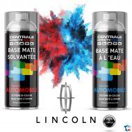 Bombe de peinture Lincoln base à vernir