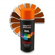 Bombe de peinture RAL Orange