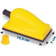 Cale aspirante Velcro petit modèle 195 x 70mm