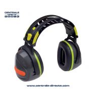 Casque anti-bruit INTERLAGOS 30 dB - gris
