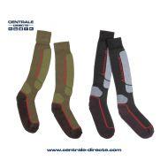Chaussettes PRATO antibactérienne - 2 couleurs
