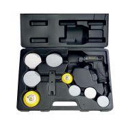 Coffret mini ponceuse pneumatique ø50mm et ø75mm