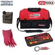 Coffret d'outils isolés pour véhicules hybrides - Ks Tools