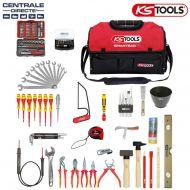 Composition d'outils pour électricien en sac Smartbag - Ks tools
