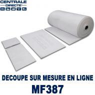 Pré-filtre pour cabine peinture à la découpe 180 g/m² - G3