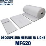 Filtre Plenum pour plafond cabine peinture à la découpe 580 g/m² - M5