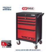 Servante d'atelier KS TOOLS - Racing - 5 Tiroirs