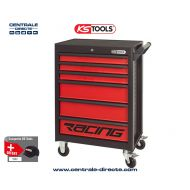 Servante d'atelier KS TOOLS - Racing - 6 Tiroirs