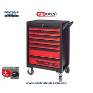 Servante d'atelier KS TOOLS - Racing - 7 Tiroirs