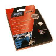 Tampons de nettoyage et patins de finition grain fin x2